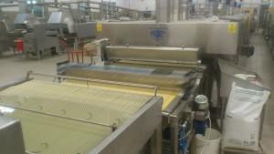 Linia do produkcji paluszków